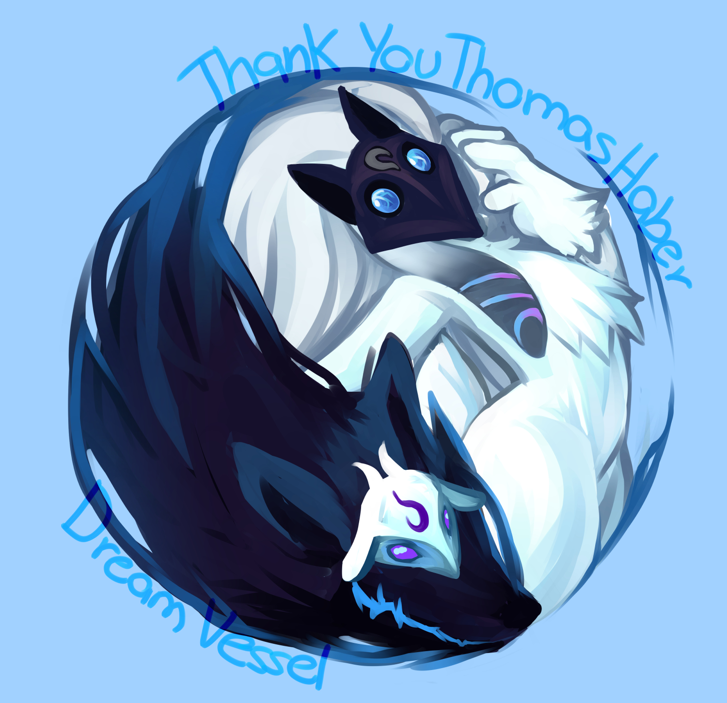 Kindred ying-yang
